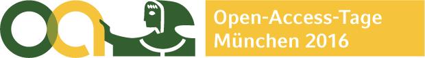 Logo der Open-Access-Tage 2016
